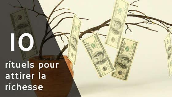 Rituel magie blanche pour attirer l'argent : Monnaie calquée